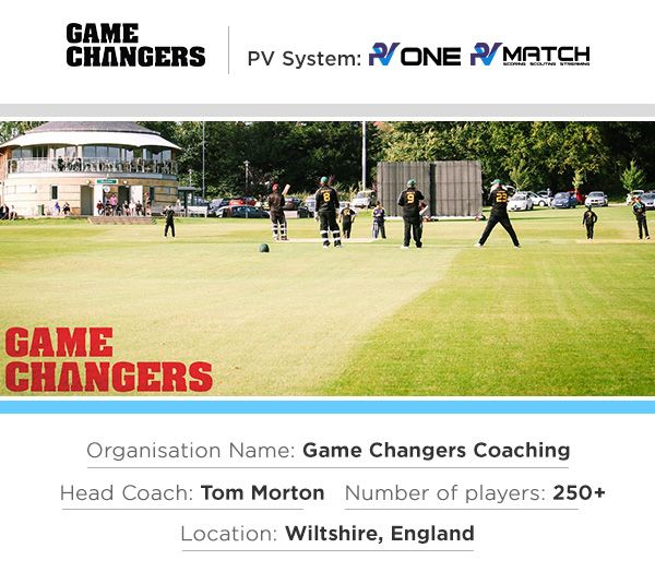 Game Chnagers Coaching - Tom Morton
